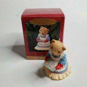 1993 Hallmark Keepsake Ornament Mama Bearringer